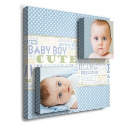 baby wall decor - Precious Boy
