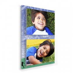 Soccer Goal - nursery wall decor