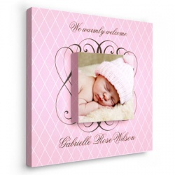 nursery wall decor - Baby Girl
