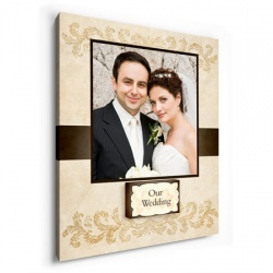 Border Beauty-wedding art wall decor