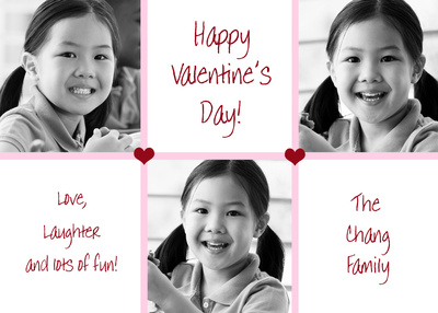 Valentines Cards, Cupid's Sweetie Design
