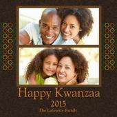 Two Kwanzaa Jewels