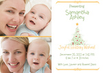 Holiday Birth Announcements - Holiday Baby