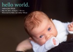 Boy Birth Announcements - Global Greetings