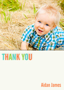 Kids Thank You Cards - Big One Fun