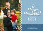 Dreidel Time - Hanukkah Cards