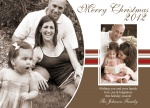 The Sweetest Trim -  Babys First Christmas Cards