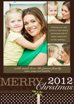 Gift Wrap Love - Baby Christmas Cards