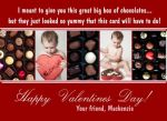 Chocolate Heaven -  Valentines Day Cards