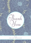 Blue Dahlias - Thank You Cards for Men