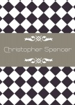 Checkerboard Square -  Thank You Notes for Men