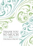 Regal Trim -  Thank You Notes for Men
