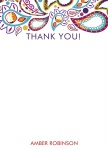 Bout to Burst! -  Baby Shower Thank You Notes