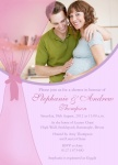 Drapery Duo - 	Baby Shower Invitations for Couples