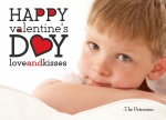 Love & Kisses - Valentine Cards