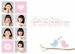 Love Birds - Valentine Cards