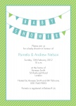 Family Regatta - Couples Baby Shower Invitations
