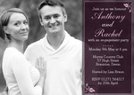 Happy Days -  Engagement Party Invites