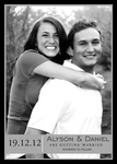 Perfect Picture Date - Save the Date Cards