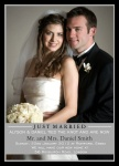 Mr. & Mrs.-Share your nuptial news with beautiful Wedding Announcements from Simply to Impress! Choose from our wide variety of designs today.