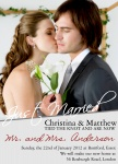 Sweetest Script-Share your nuptial news with beautiful Wedding Announcements from Simply to Impress! Choose from our wide variety of designs today.
