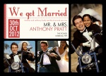 Share your nuptial news with beautiful Wedding Announcements from Simply to Impress! Choose from our wide variety of designs today.  - Berry Good