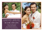 Share your nuptial news with beautiful Wedding Announcements from Simply to Impress! Choose from our wide variety of designs today.  - Love Equals