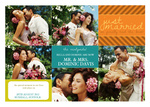 Wedding Joy-Share your nuptial news with beautiful Wedding Announcements from Simply to Impress! Choose from our wide variety of designs today.