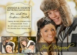Newlywed Label-Share your nuptial news with beautiful Wedding Announcements from Simply to Impress! Choose from our wide variety of designs today.