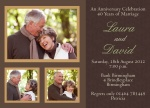 Everlasting - Anniversary Invitations