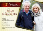 With This Ring -  Wedding Anniversary Invitations