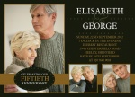 Together Forever -  Wedding Anniversary Invitations