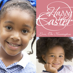 Cottontail Charm -  Easter Greeting Cards
