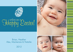Baby Thumper - Easter Cards