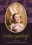Bunny Hop -  Easter Greeting Cards