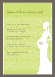 Growing Heart - Neutral Baby Shower Invitations	