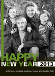 Get Happy! - New Year Cards