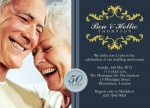 Signature Love - Anniversary Invitations