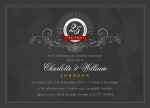Sterling Silver - Anniversary Invitations