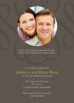 Interlace Gold -  Wedding Anniversary Invitations