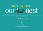 The New Nest -  New Address Cards