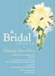 Bridal Bouquet -  Hen Night Invitations