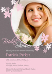 Flower Her Shower -  Hen Night Invitations