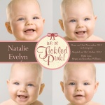Specially Tickled Pink -  Adoption Announcement Cards