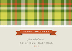 Perfect Plaid Holiday