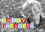 Candy Holidays - Baby Christmas Cards