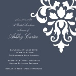 Bride's Bouquet -  Hen Night Invitations