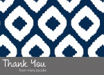 Native Navy -  Thank You Notes for Men