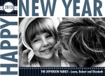 Navy & New - New Year Cards