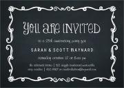 Photo Anniversary Invitations - Anniversary Board
